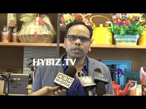 Chaitanya Kumar-Chocolate Room 230th Store Launch