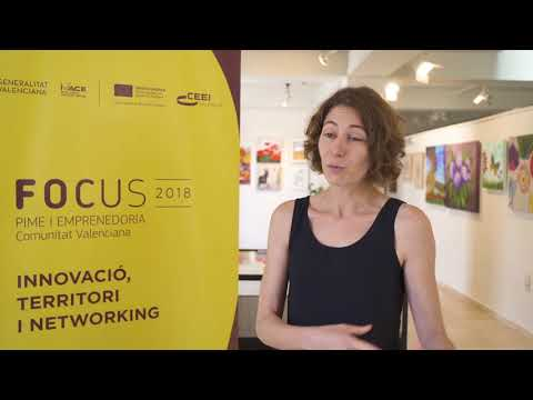 Entrevista María Zalamea en Focus Pyme y Emprendimiento Horta Nord[;;;][;;;]