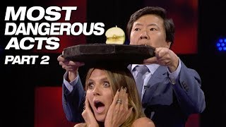Video These Talents Are Crazy And Dangerous - America's Got Talent 2018 MP3, 3GP, MP4, WEBM, AVI, FLV Maret 2019