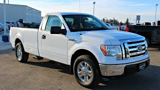 2010 Ford F150 XL in Review, Red Deer, Rocky Mountain House, Alberta