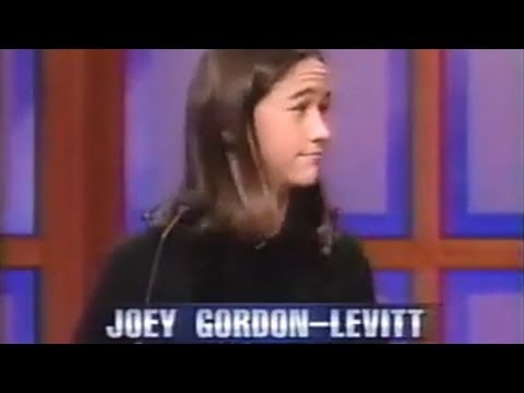 Joseph Gordon Levitt - A celebrity episode of Jeopardy from 4/30/1997 with Joey Gordon-Levitt, Kirsten Dunst, and Benjamin Salisbury. More about Joseph Gordon-Levitt : http://www.y...