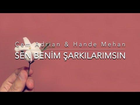 Video Cem Adrian & Hande Mehan - Sen Benim Şarkılarımsın (Official Audio) download in MP3, 3GP, MP4, WEBM, AVI, FLV January 2017