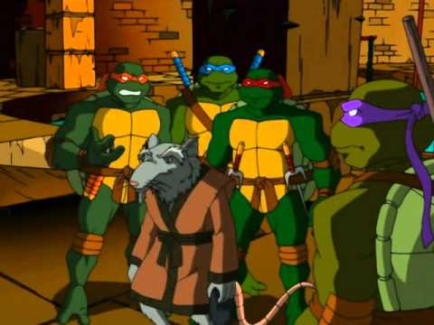 Teenage Mutant Ninja Turtles - Season 1 - Episode 6 - Darkness On The Edge Of Town