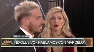 El reencuentro de Laurita y Fede Bal: cara a cara luego de confirmar la separación Video