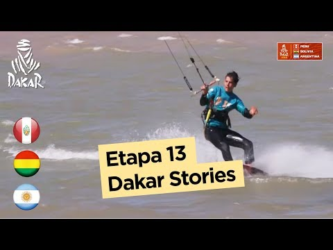 Revista - Etapa 13 (San Juan / Córdoba) - Dakar 2018