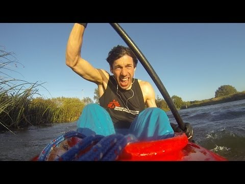Kayaking To The Source Of The River Thames! (Full Version)