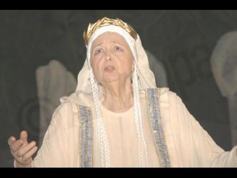Το τελευταίο μεγάλο «χειροκρότημα» για την  Άννα Συνοδινού