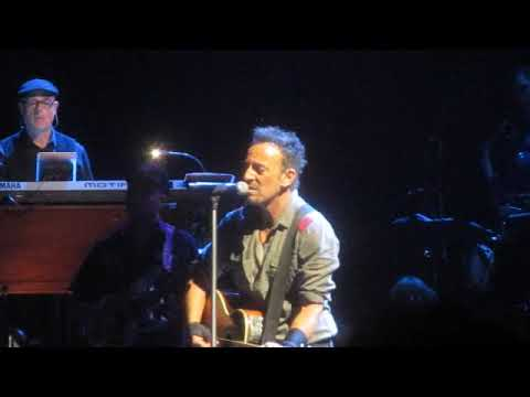 Bruce Springsteen - ONE STEP UP. Houston. May 6, 2014. HI QUALITY AUDIO