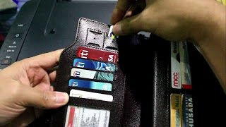 Review dompet pria, dompet panjang, dompet impor by PPALPRO Video