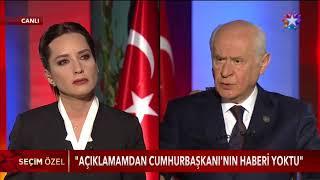 Lider Devlet Bahçeli Star TV - NTV