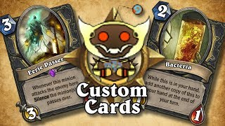 TOP CUSTOM CARDS OF THE WEEK #13 | Card Review | Hearthstone