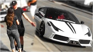 Video I give You my Ferrari for Your Girlfriend! Social Experiment 2018 MP3, 3GP, MP4, WEBM, AVI, FLV Januari 2019