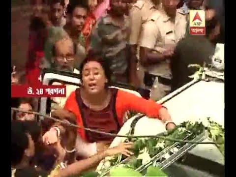Last rites of slain ASI Amitabha Malik