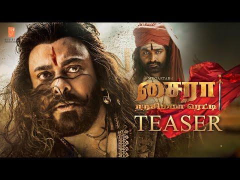 Sye Raa Narasimha Reddy Tamil movie Latest Trailer