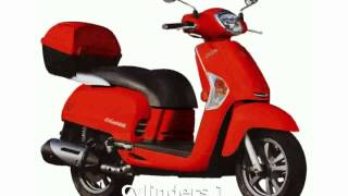 9. 2013 KYMCO Like 50  Engine Dealers