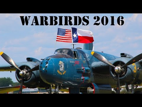 EAA Warbirds of America takes you...