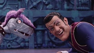 LazyTown S01E26 - LazyTown's New Superhero but Robbie Rotten scenes only