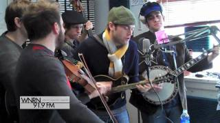 Rye Whiskey Punch Brothers