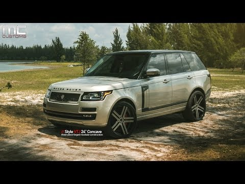 MC Customs Land Rover Range Rover