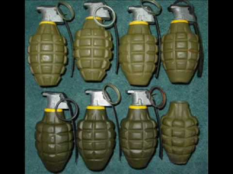 Grenades Tied to Babies by Eatus Fetus
