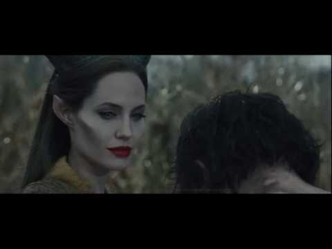 Maleficent meets Diaval and turns him into a man to save him [HD 720P]