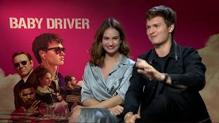 Video Ansel Elgort and the cast of Baby Driver sing their favourite tracks MP3, 3GP, MP4, WEBM, AVI, FLV Oktober 2018