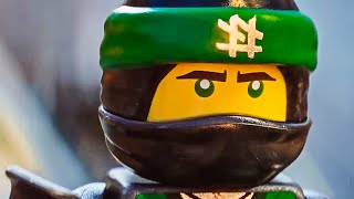 The Lego Ninjago Movie Trailer 2 2017
