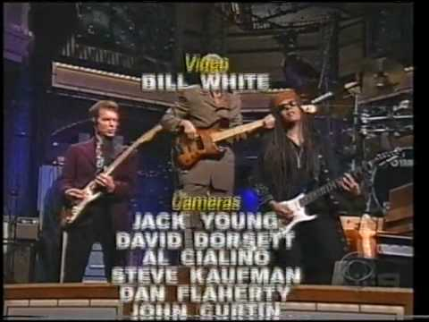 Late Show with David Letterman - Closing Theme (2004)