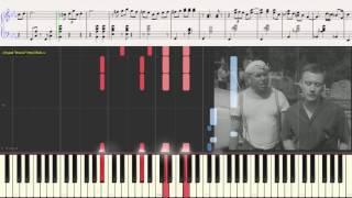 Вальс (�з к/ф Берегись автомобиля) (Джаз)(Ноты и Видеоурок для фортепиано) (piano cover)