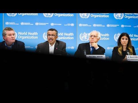 WHO: Gesundheitsnotstand wegen Coronavirus weltweit ausgerufen
