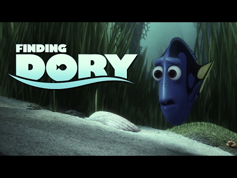 Finding Dory as an Thriller Film