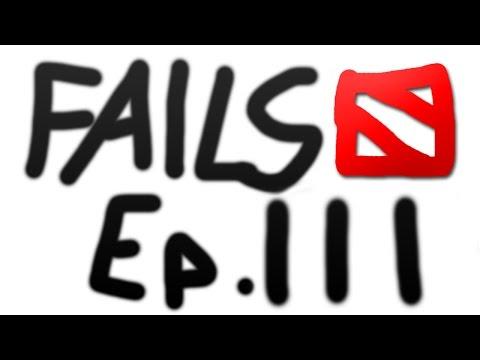 Dota 2 Fails of the Week - Ep. 111