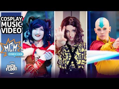 MCM Birmingham Comic Con November 2019 Cosplay Music Video