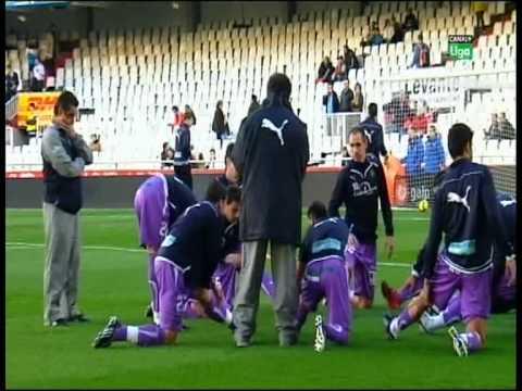 Debut de Onésimo como entrenador del Real Valladolid