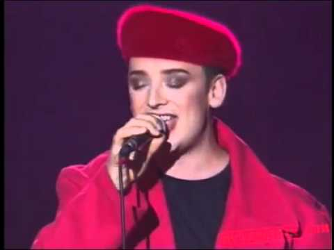 Boy GEORGE _ Do You Really Want To Hurt Me