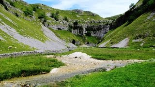 Malham United Kingdom  city photo : Yorkshire Dales Country Walk - Malham - Gordale Scar - Malham Tarn - Malham Cove round