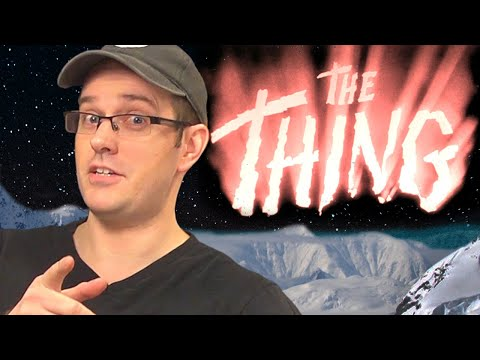 THE THING is Underrated - Cinemassacre Review