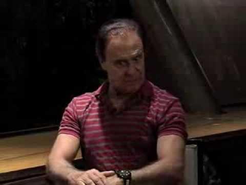 DAVID CARDOSO - Leão Lobo conversou com o rei da pornochanchada, David Cardoso.