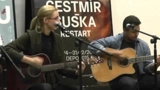 Video Greta - Depo 2015 - Mrakodrapům