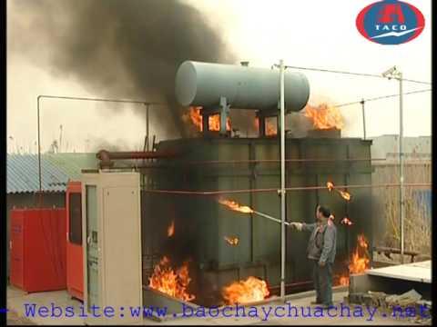 Giải pháp chữa cháy hiệu quả cho trạm biến thế