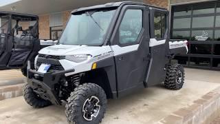 6. 2019 Polaris Ranger Crew XP 1000 EPS Northstar Edition Ride Command
