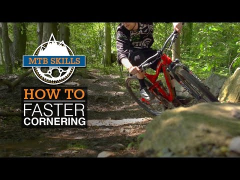 How to faster cornering