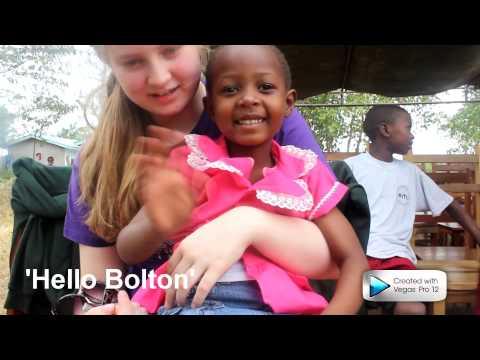 Girls' Division in Tanzania