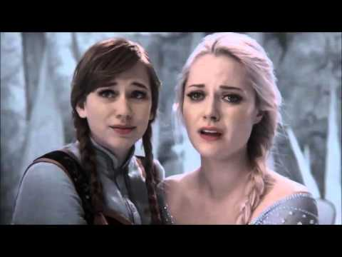 Once Upon a Time 4x10 Shattered Sight The Snow Queen Sacrifices Herself