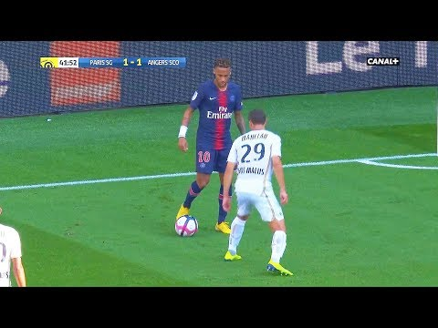 Neymar Jr ● Magic Skills ● 2018/2019