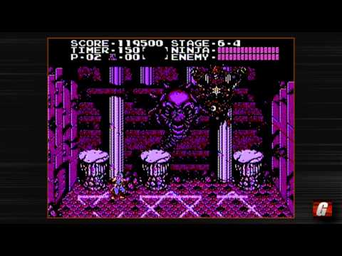 How-To: Beat the final bosses in Ninja Gaiden for the NES