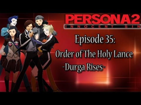 Lance - My Playthrough of Persona 2 Innocent Sin (PsP) With Live Commentary. Welcome to Sumaru city. Once a normal city, but now a cursed Metropolis where rumors can...