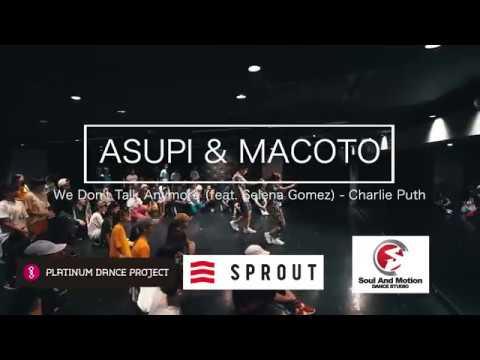 2月4日(月)ASUPI+Macoto(RIEHATATOKYO)R&B、HIPHOPの2本立てのムービー