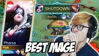 Download Video NEW HERO FASHA BEST MAGE!? - MOBILE LEGENDS INDONESIA PC NOXPLAYER MP3 3GP MP4