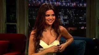 Selena Gomez (Late Night with Jimmy Fallon)